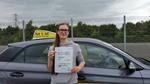 Iona duckett first time driving test pass
