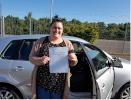 Key Worker Steph Tyler emergency automatic driving test