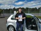 ben neeve automatic car driving test pass