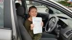 Tansy Taylor driving lesson testimonial