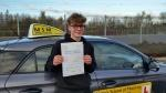 Charlie Brewin driving test instructor testimonial